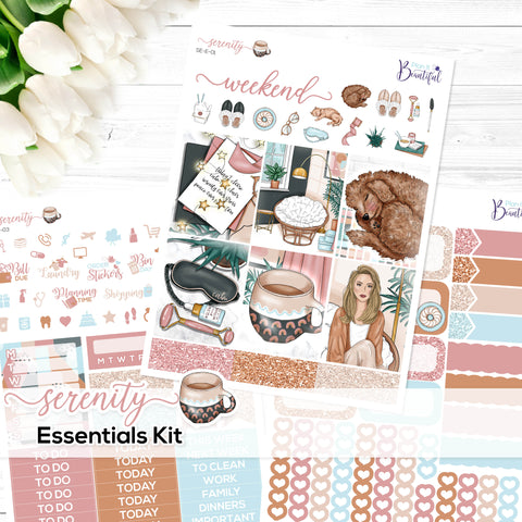 Serenity - Essentials Kit