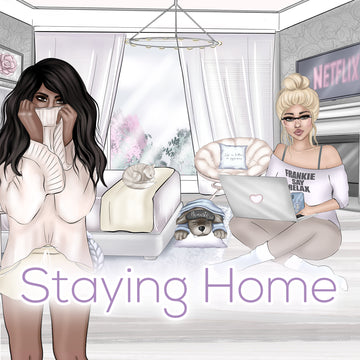 'Staying Home' Collection