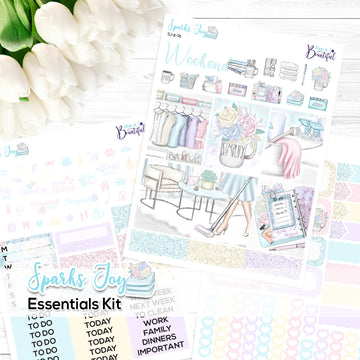 Sparks Joy - Essentials Kit