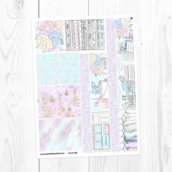 Sparks Joy: Washi Strips & Bottom Washi