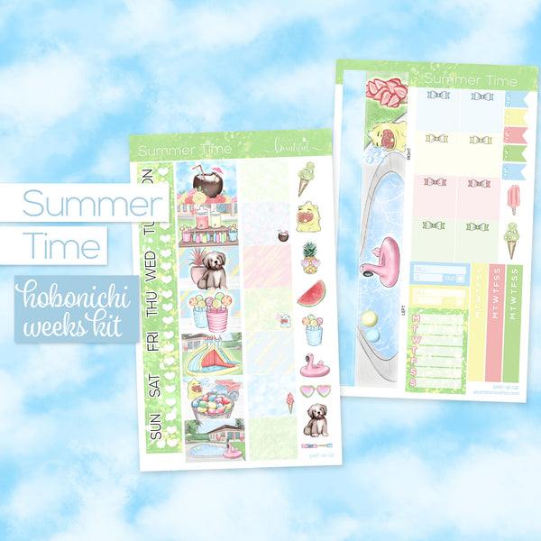'Summer Time' Collection