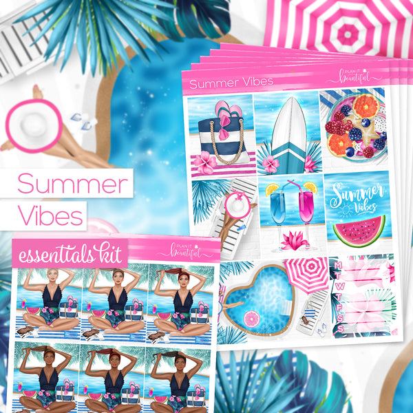 'Summer Vibes' Collection