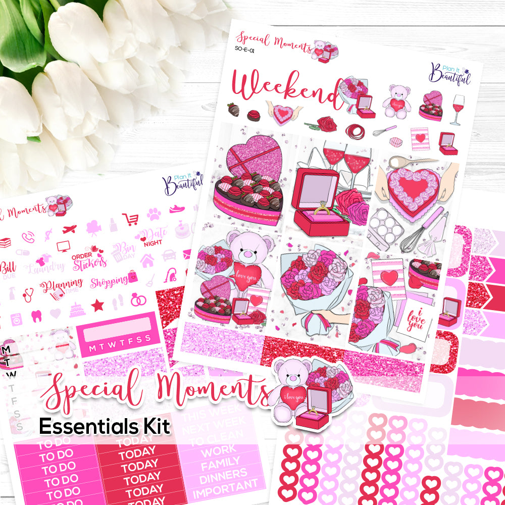 Special Moments - Essentials Kit