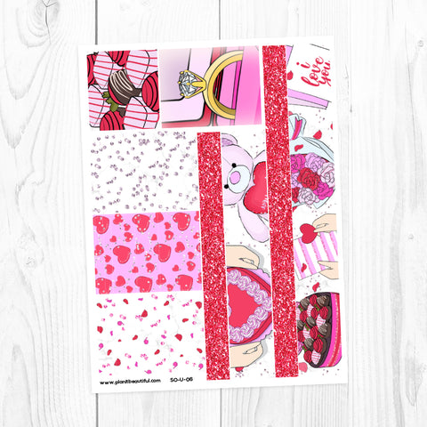 Special Moments: Washi Strips & Bottom Washi