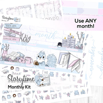 Storytime Monthly Kit (New Format!)