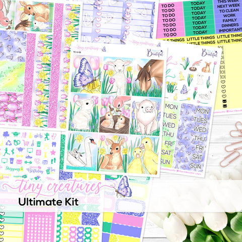 Tiny Creatures - Ultimate Vertical Kit