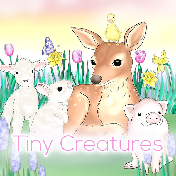 'Tiny Creatures' Collection