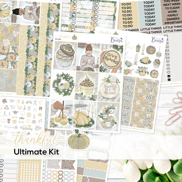Thankful - Ultimate Vertical Kit