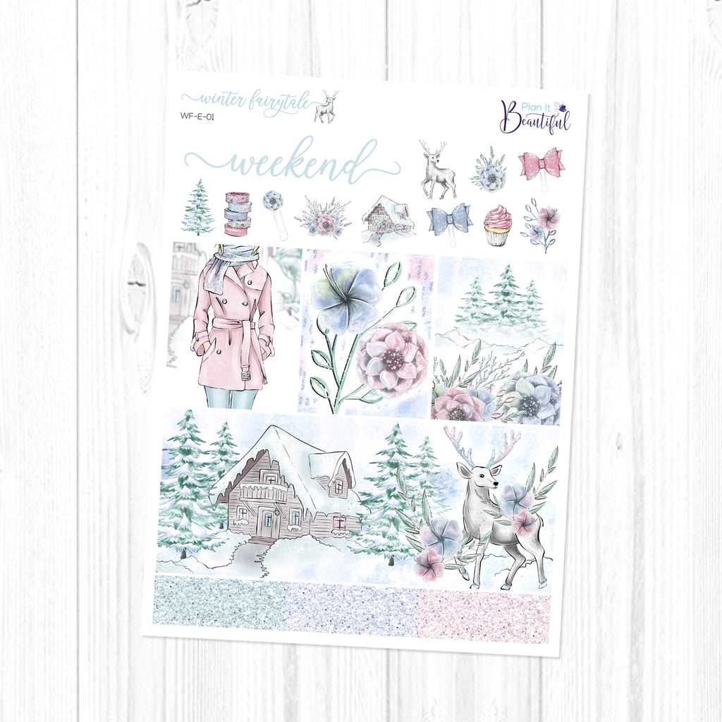 DISPLAY STOCK -  Winter Fairytale - Essentials Kit