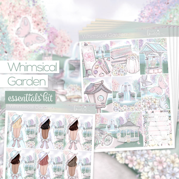 'Whimsical Garden' Collection