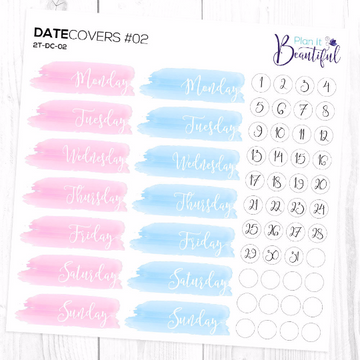 Date Covers #02
