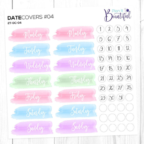 Date Covers #04