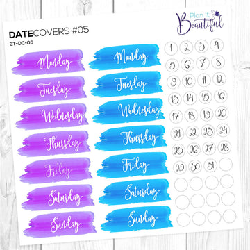 Date Covers #05