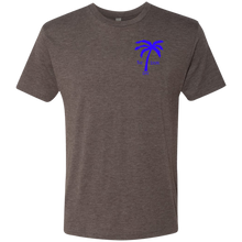 Live Where You Play Men's Tri-Blend Tee