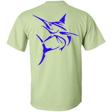 Blue Marlin Cotton T-Shirt