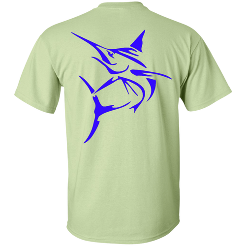 Blue Marlin Cotton T-Shirt - The Local Life