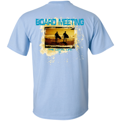 Board Meeting Cotton T-Shirt