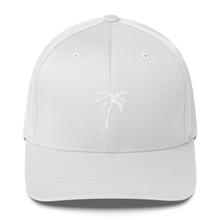 The Local Life White - Fitted Cap