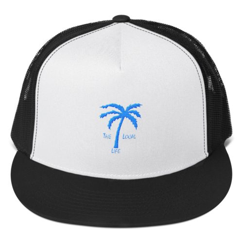 The Local Life Trucker Style Hat