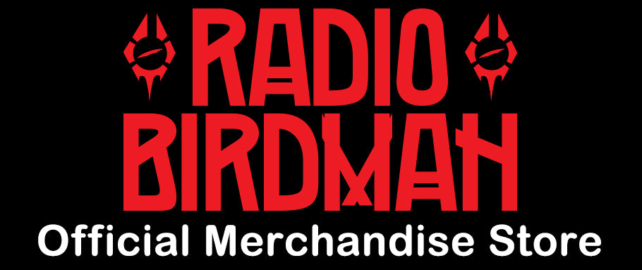 Radio Birdman Official Merchandise
