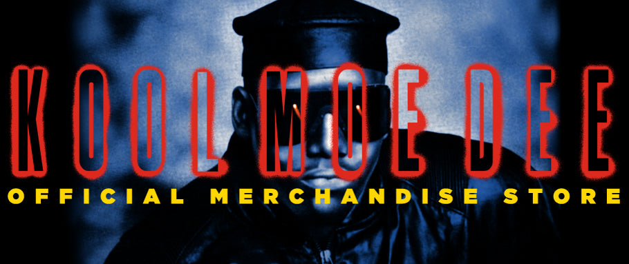 Kool Moe Dee official merchandise