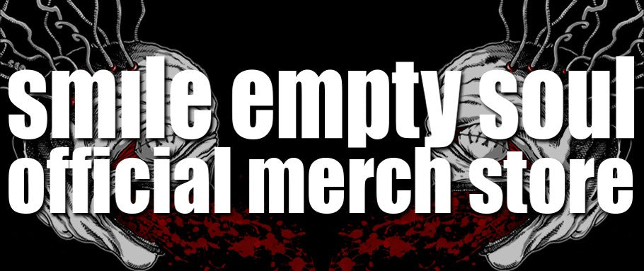 Smile Empty Soul Official Merchandise