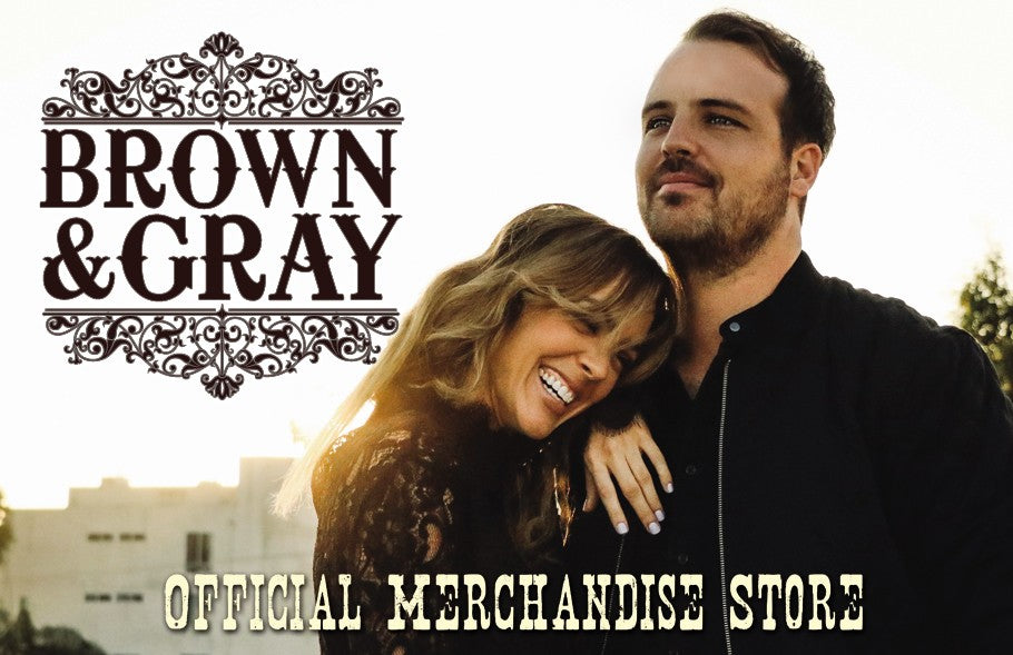 Brown & Gray Official Merchandise