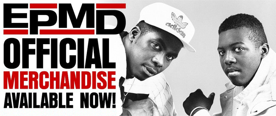 EPMD Official Merchandise
