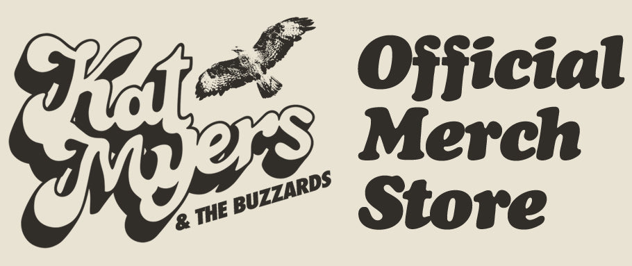 Kat Myers & the Buzzards Official Merchandise