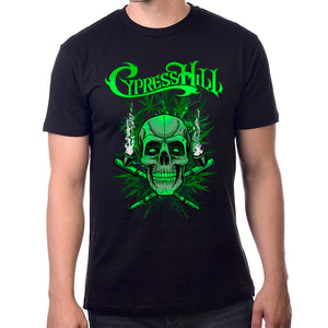 "Cypress Hill ""420"" Black T-Shirt"