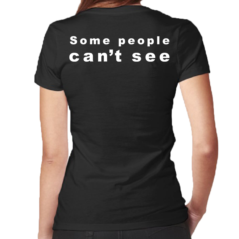 "Pure Virtue ""Eye Test"" Women's T-Shirt"