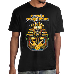 "Afrika Bambaataa ""Pharaoh"" Men's T-shirt"