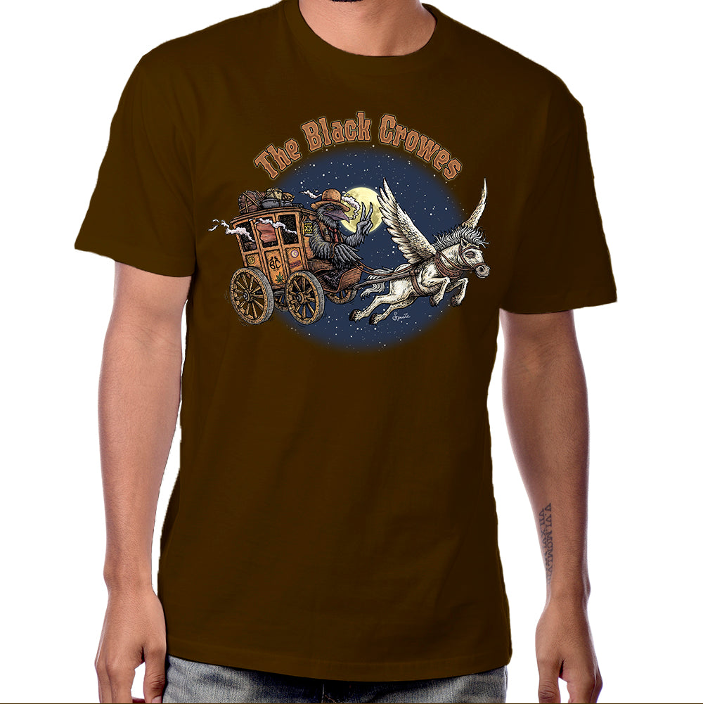 "The Black Crowes ""Stage Coach"" T-Shirt"