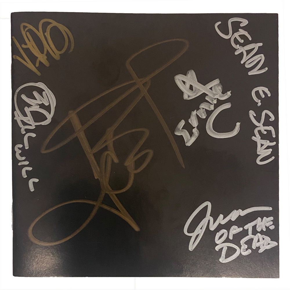 "Body Count ""Bloodlust"" LIMITED AUTOGRAPHED CD"