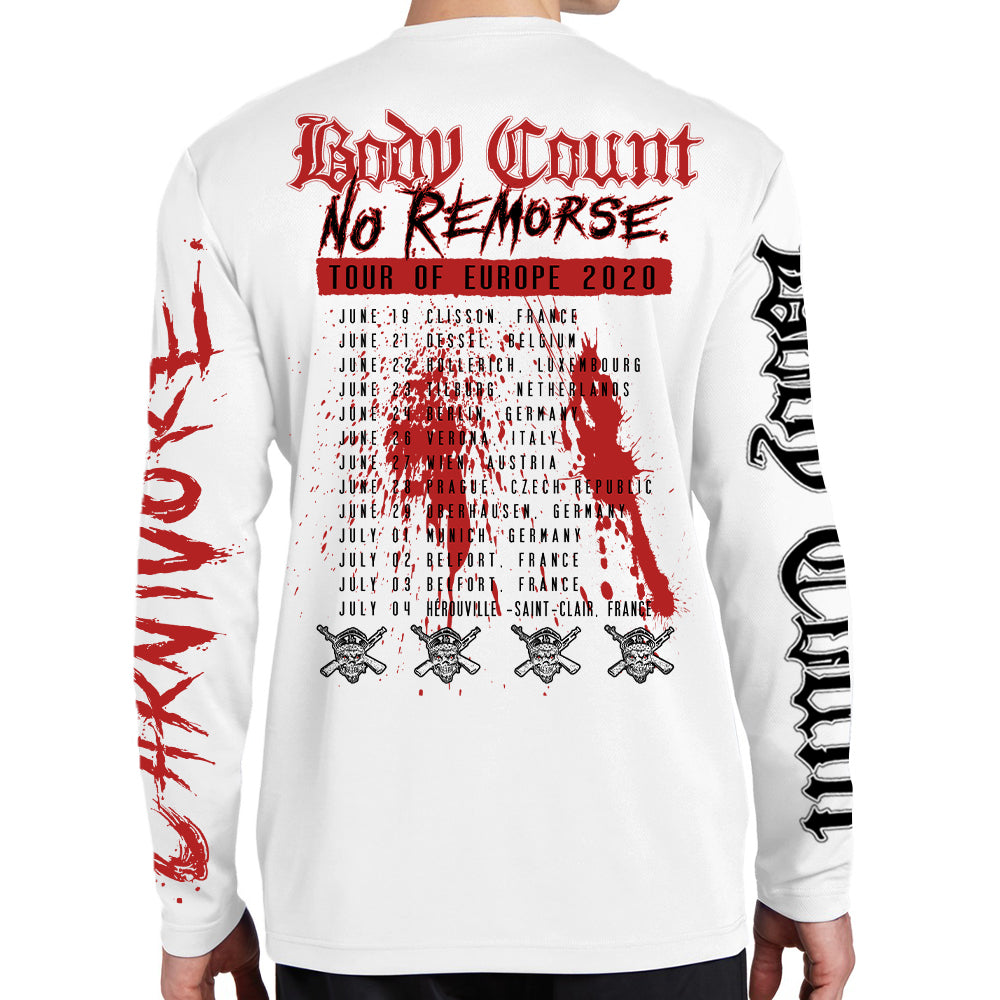 "Body Count ""Carnivore"" Long Sleeve T-Shirt"
