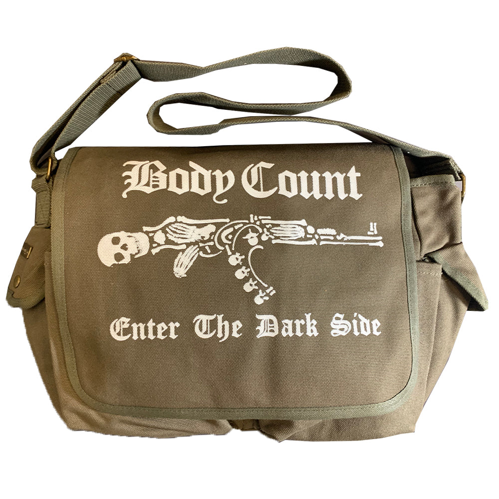 Body Count Enter The Darkside Messenger Bag
