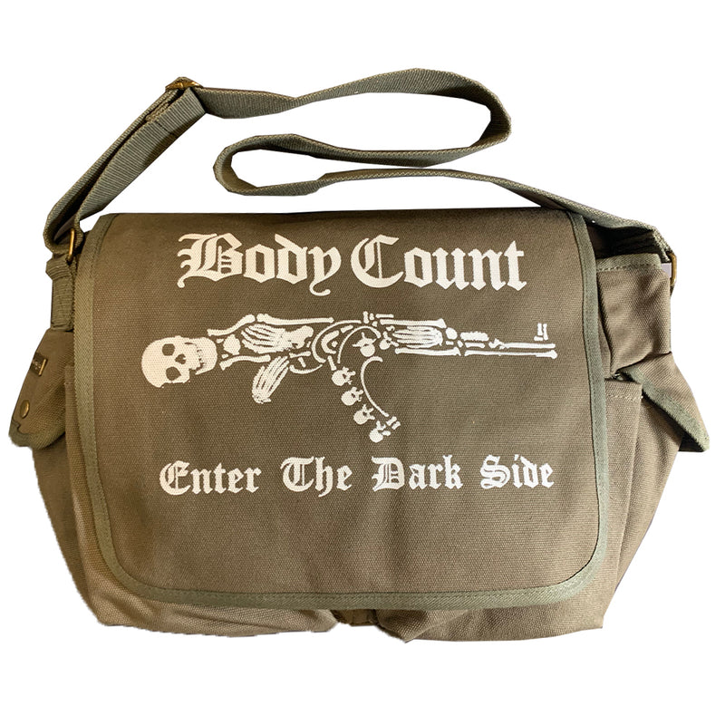 "Body Count ""Enter The Darkside"" Messenger Bag"