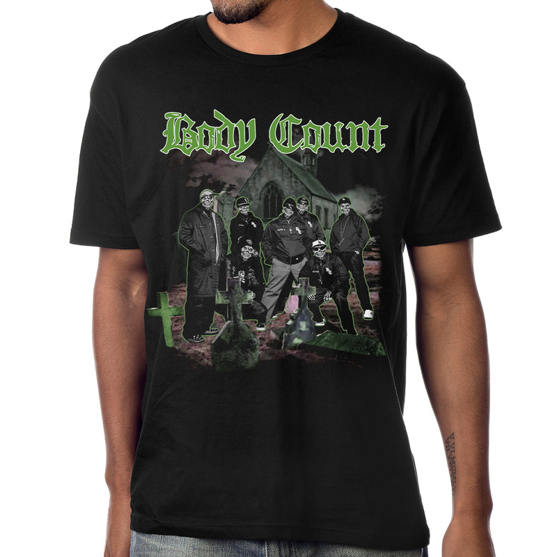 "Body Count ""Graveyard"" T-Shirt"