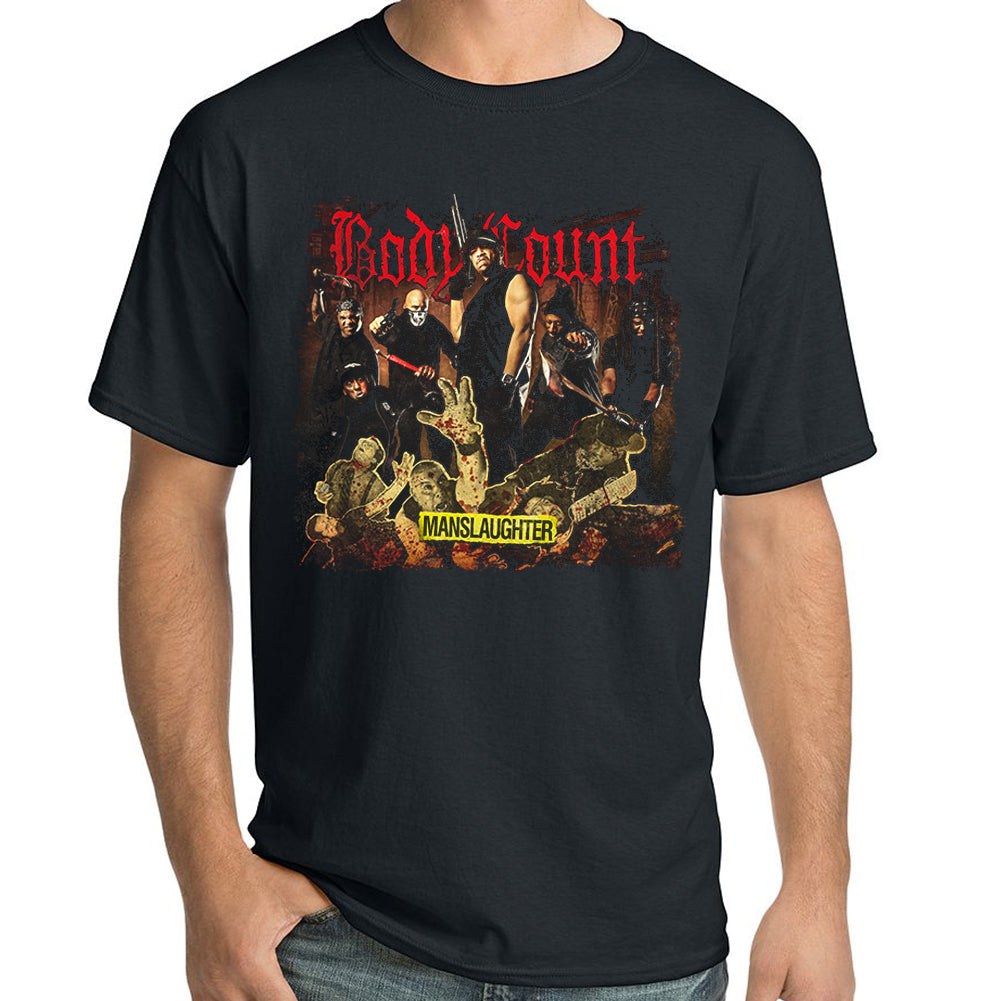 "Body Count ""Manslaughter"" T-Shirt"
