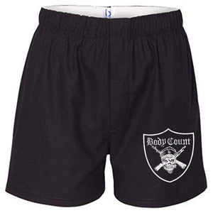 "Body Count Men's ""Pirate"" Boxers"