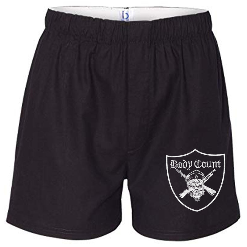 Body Count Men's Pirate Boxers