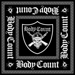 "Body Count ""Pirate"" Black Bandana"