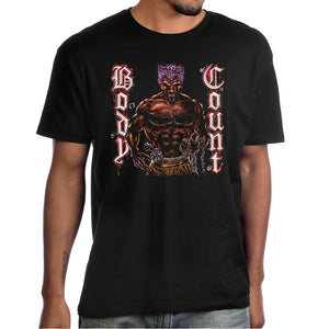 "Body Count ""Slaughter"" Men's T-shirt"