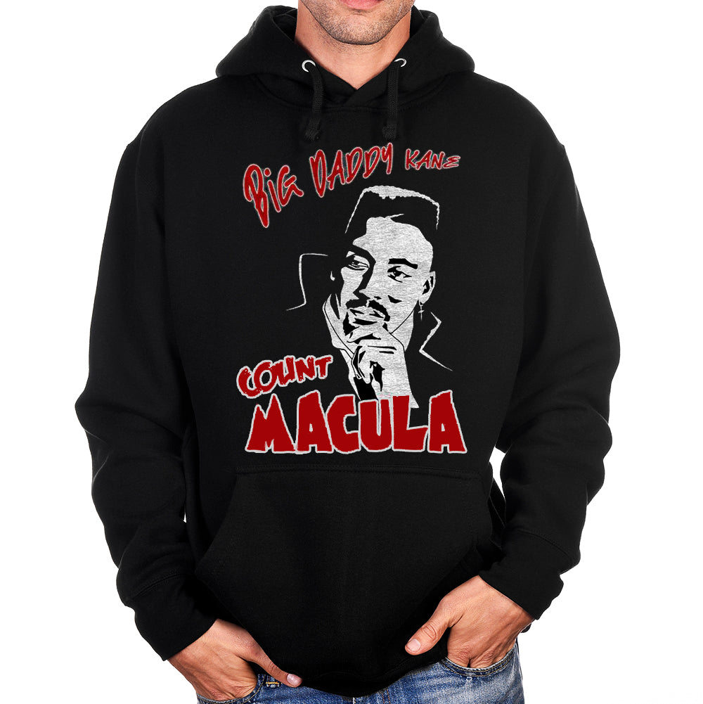 "Big Daddy Kane ""Count Macula"" Pullover Hoodie"