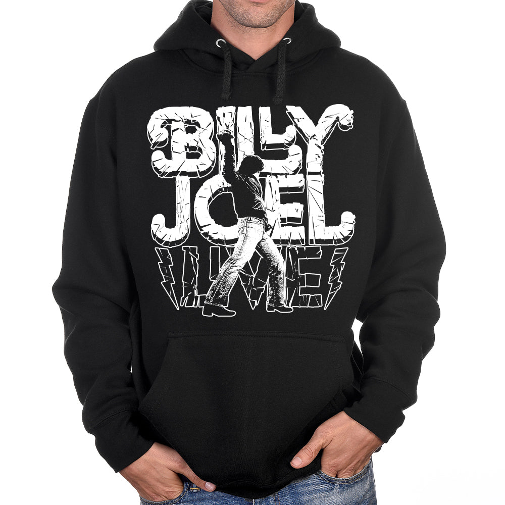 "Billy Joel ""Glass Houses"" Hoodie"
