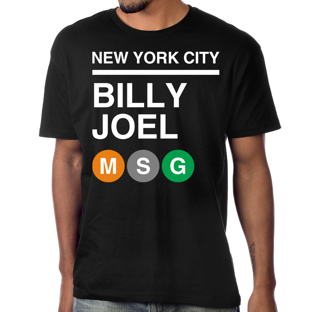 "Billy Joel ""Subway"" T-Shirt"