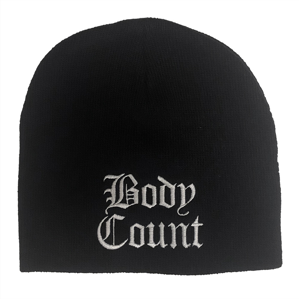"Body Count ""Old English Logo"" Beanie"