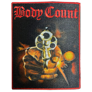 "Body Count ""Killer"" Patch"