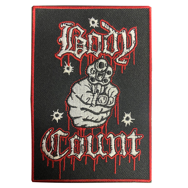 Body Count Talk Shit Patch