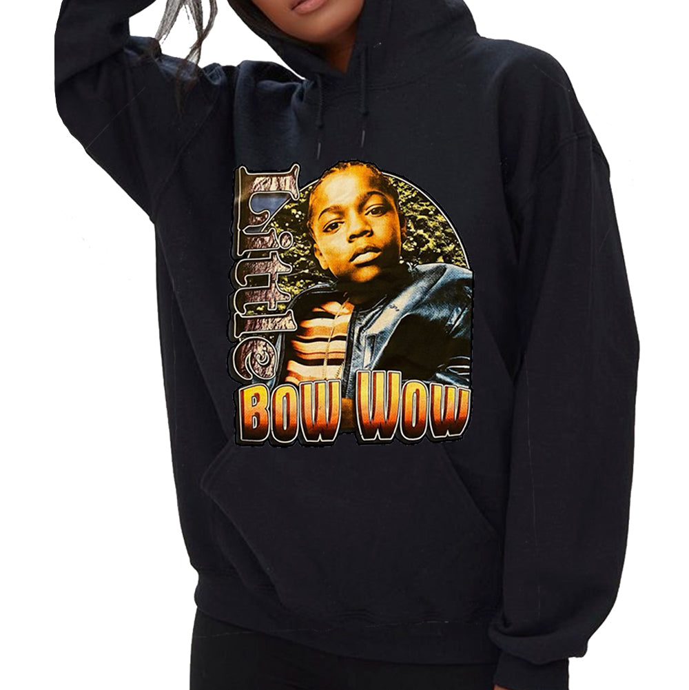 "Bow Wow ""Little"" Pullover Hoodie"
